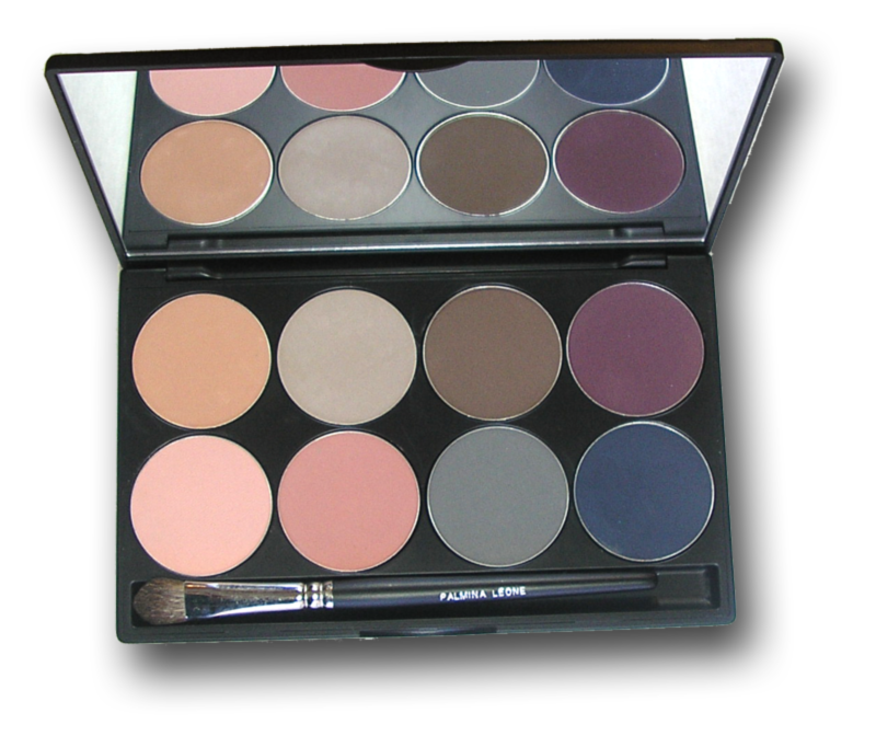 8 Smooth Matte or Frost Cool tones