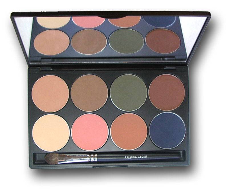 8 Smooth Matte or Frost Warm tones